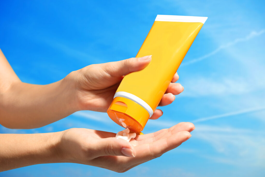 creme solaire
